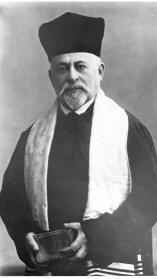 Avraham Moshe Bernstein 1866 - 1932