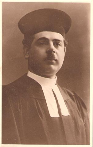 Gershon Boyars 1893 - 1962