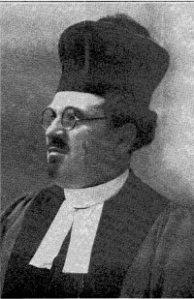 Chazan Naphtali Halter