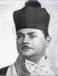 Moshe Kussevitsky1899 - 1966