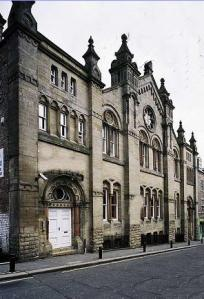 Newcastle Synagogue, Leazes Park Road