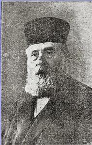 Baruch Leib Rosowsky1841-1919