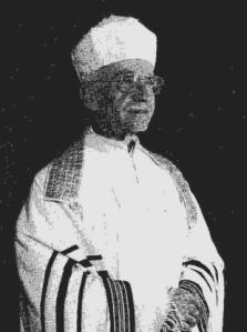 Chazan Shlomo Mandel