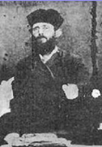 Jacob Gottliebknown as Yankel der heizeriker1852 - 1900