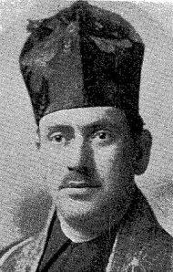 Yitzchak (Isidore) Glickstein1889 - 1947