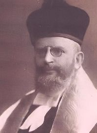 Chief Rabbi Max Grunwald