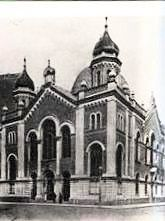 The Synagogue on Humboldgasse