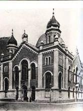The Synagogue on Humboldgasse