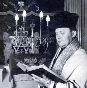 Chazan Avrohom Adler1916 -2003